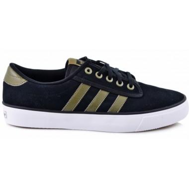 Shoes Adidas SB Kiel Black Olive White B39566