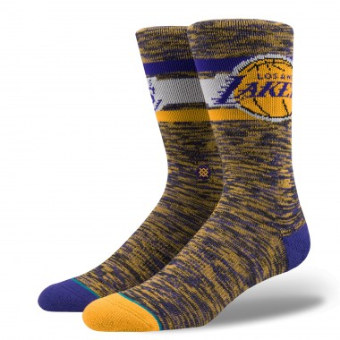 Socks Stance NBA Arena Lakers Melange Orange