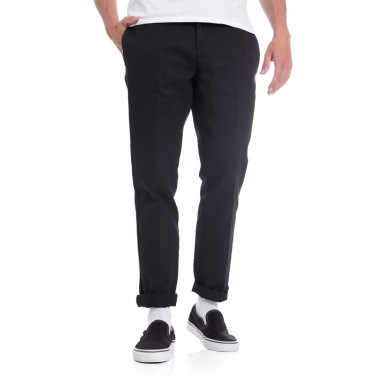 Pants Dickies Slim Straight 873 Work Pant Black
