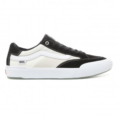 Shoes Vans Berle Pro Black White VN0A3WKXY28