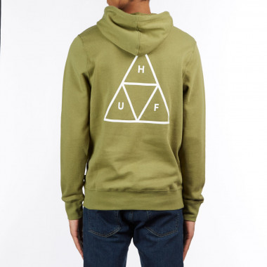 Hoodies Huf Essentials TT Hood Loden