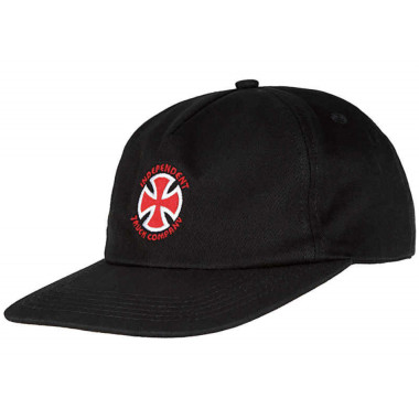 Casquette Independent Stage Black