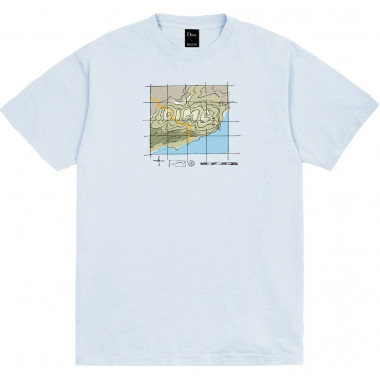 Tee Dime Treasure Light Blue