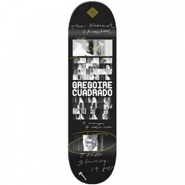 Board The National Skate Co.Grégoire Cuadrado The Shining