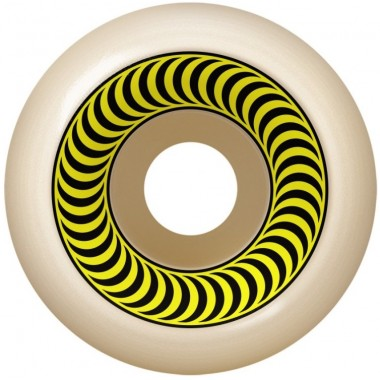 Roues Spitfire Classic Yellow 99D
