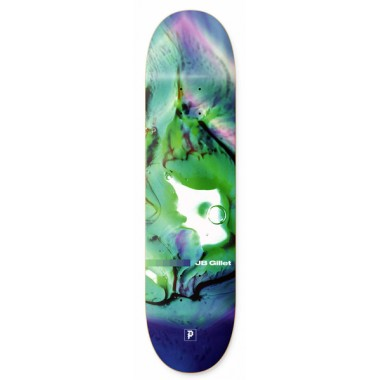 Board Primitive Oil Drop Gillet Green