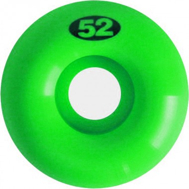 Roues Naked Classic Green