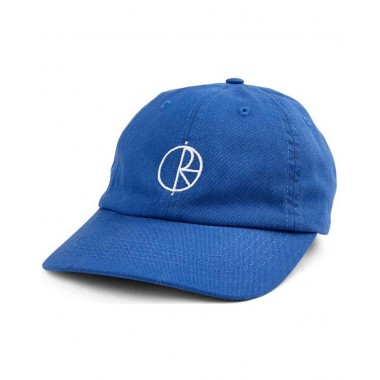 Casquette Polar Stroke Logo Royal Blue