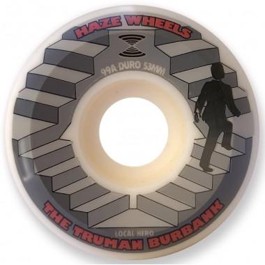 Roues Haze Wheels Local Hero Truman Burbank 99A
