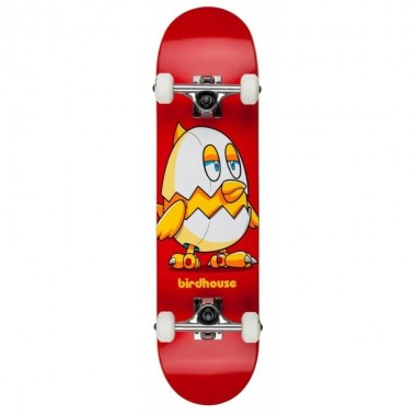 Complete Board Birdhouse Stage 1 Chicken Mini Red