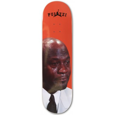 Board Pizza Crying