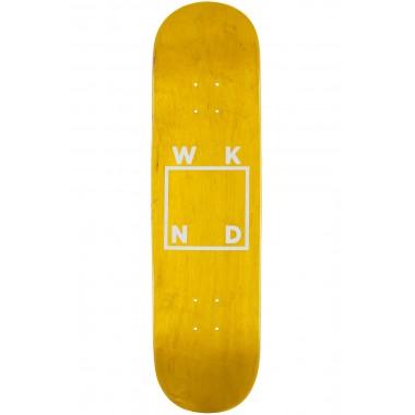 Board Wknd Logo Yellow