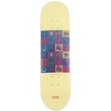 Board Sour Barney Page LSD