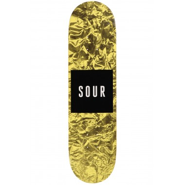 Board Sour Foil Gold
