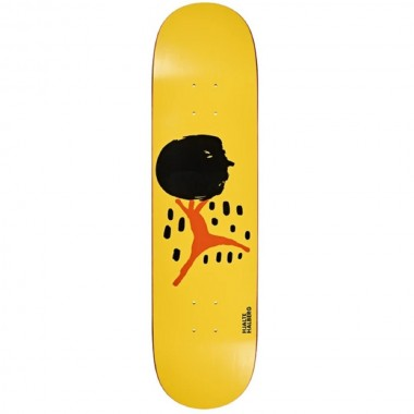 Board Polar Hjalte Halberg Big Head Yellow
