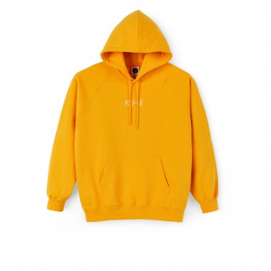 Hoodies Polar Default Yellow