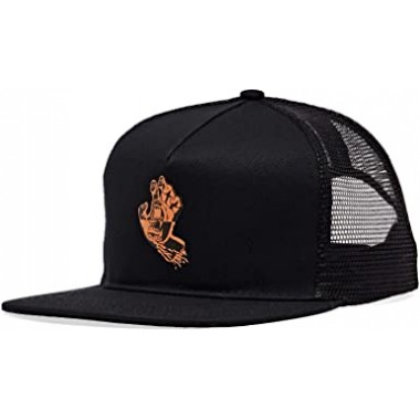 Casquette Santa Cruz Crash Hand Cap Black