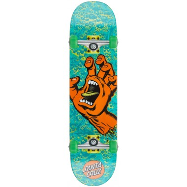 Complete Board Santa Cruz Screaming Hand Foam