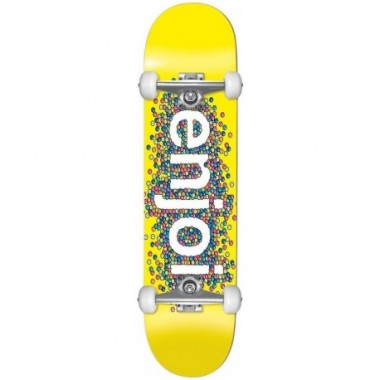 Complete Board Enjoi Candy Coated Yellow