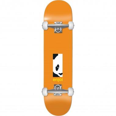 Complete Board Enjoi Box Panda Orange