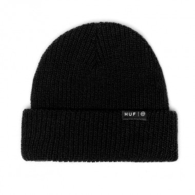Bonnet Huf Usual Black
