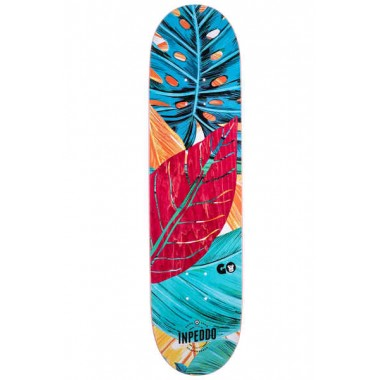 Board Inpeddo X Gorilla Wood Red