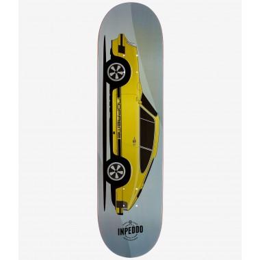 Board Inpeddo X Nopreme Fast Classic Yellow