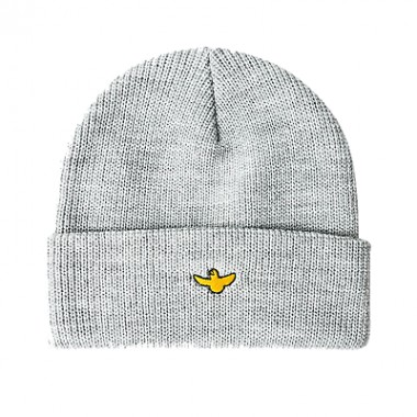 Bonnet Krooked Bird Heather Grey