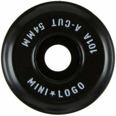 Roues Mini Logo A-Cut II Black 101A