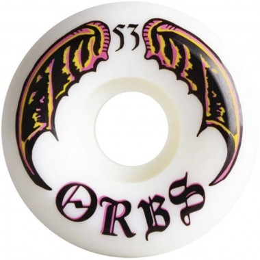 Roues Welcome Orbs Specters White 99A