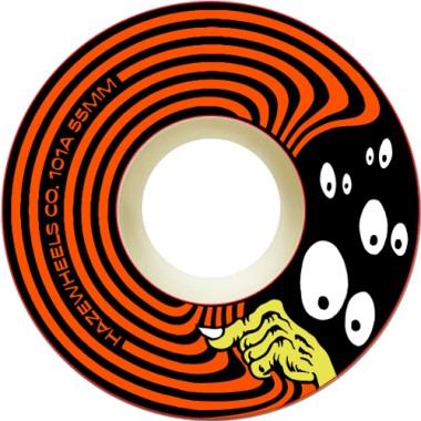 Roues Haze Wheels Sneak Orange 101A