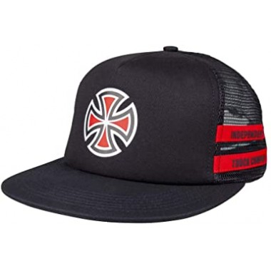 Casquette Independent Shear Mesh Black