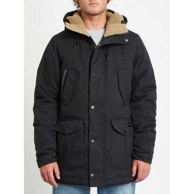 Jacket Volcom Starget Parka Black A1731906