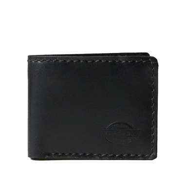 Wallet Dickies Coeburn Black Leather