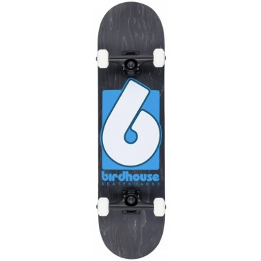 Complete Board Birdhouse Stage 3B Black Blue