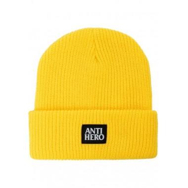 Bonnet Anti Hero Lil Blackhero Yellow