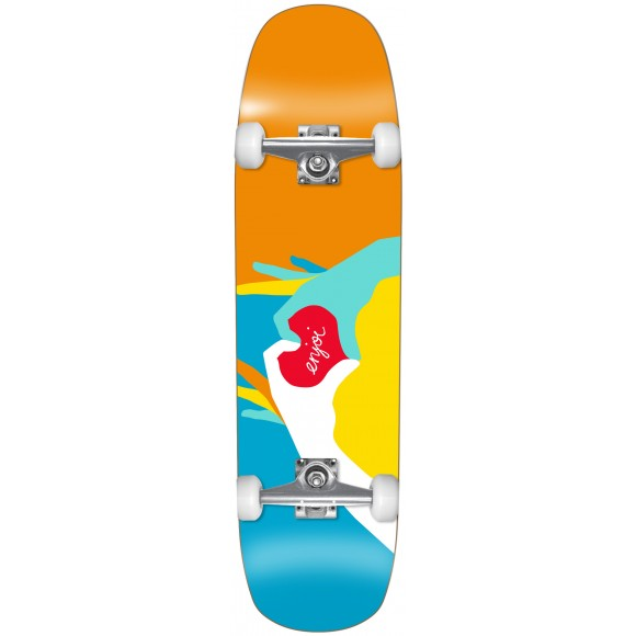 Cruiser Complete Board Enjoi Heart Multi