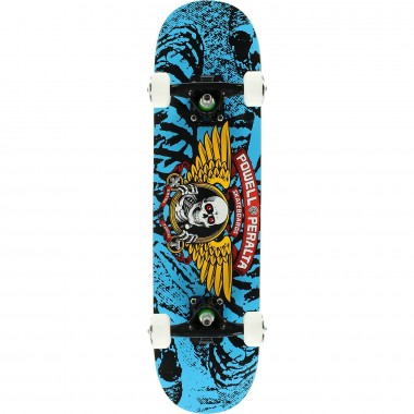 Complete Board Powell Peralta Winged Ripper Blue