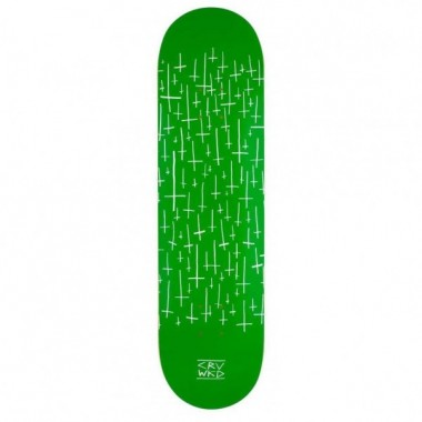 Board Carve Wicked Team Logo Green