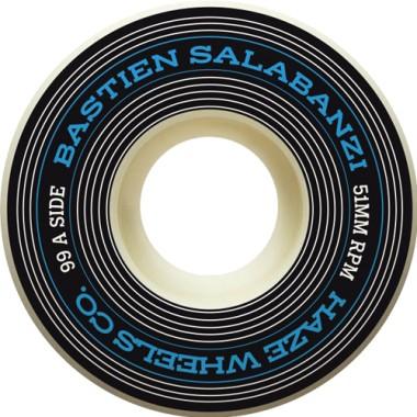 Roues Haze Wheels Bastien Salabanzi 99A