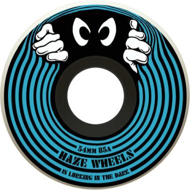 Roues Haze Wheels Lurk Blue 85A
