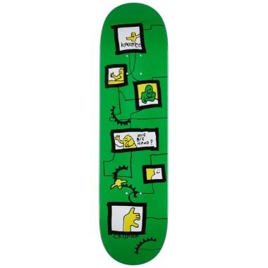Board Krooked Cromer Frames Green