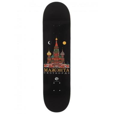 Board Magenta Moscou Visual Travelling
