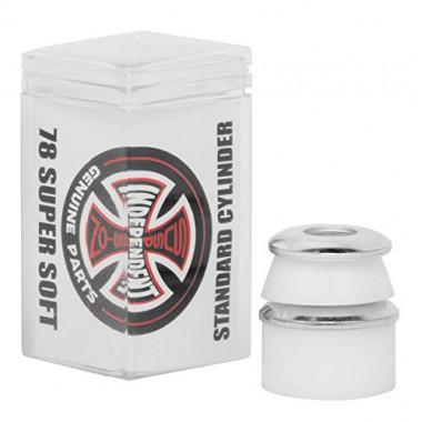 Gommes Independent Cylinder Super Soft White 78A