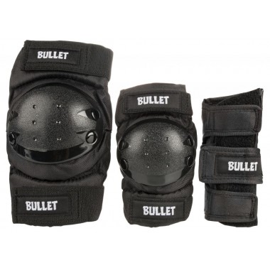 Protection Bullet Premium Pac Junior Black