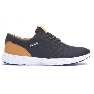 Shoes Supra Hammer Run NonStretch Black Brown white 08023-026