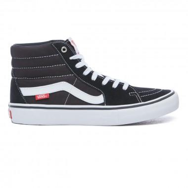 Shoes Vans Sk8-Hi Pro Black White VHGY28