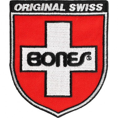 Patch Bones Shield