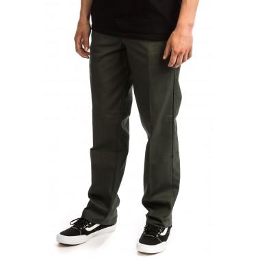 Pants Dickies Slim Straight 873 Work Pant Charcoal Green