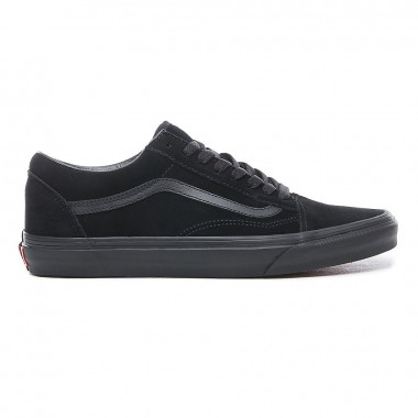 Shoes Vans Old Skool Pro Blackout VZD41OJ